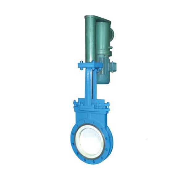 電液動陶瓷刀閘閥