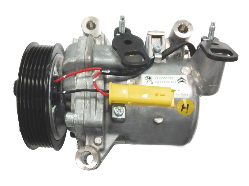 旋葉式鐵質壓縮機JSR110
