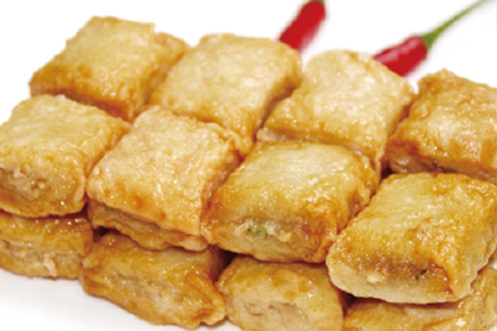 夾心魚豆腐