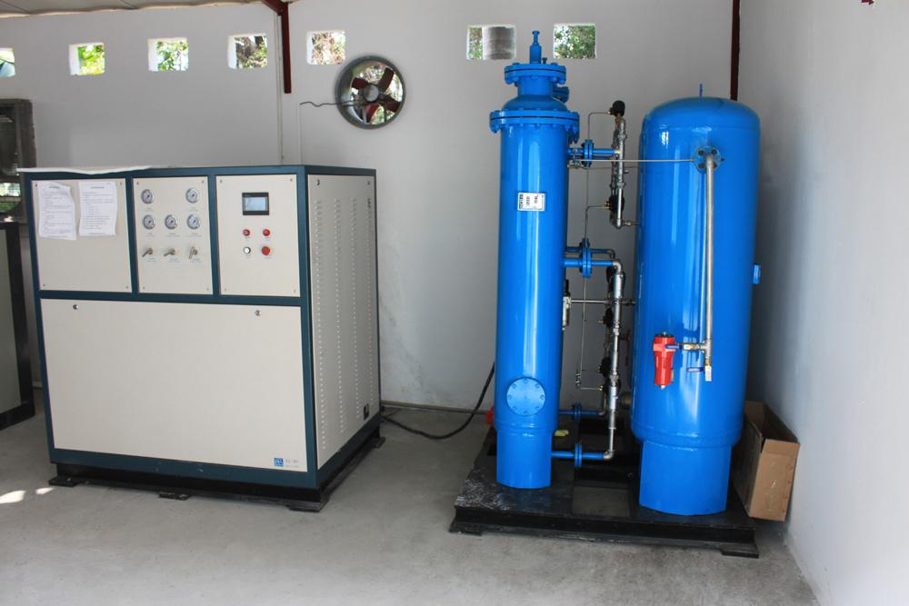 氮气辅助注塑系统