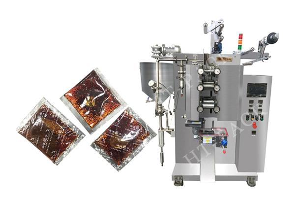 全自動醬料包裝機 雙層保溫攪拌HT-Y319Q(新型)
