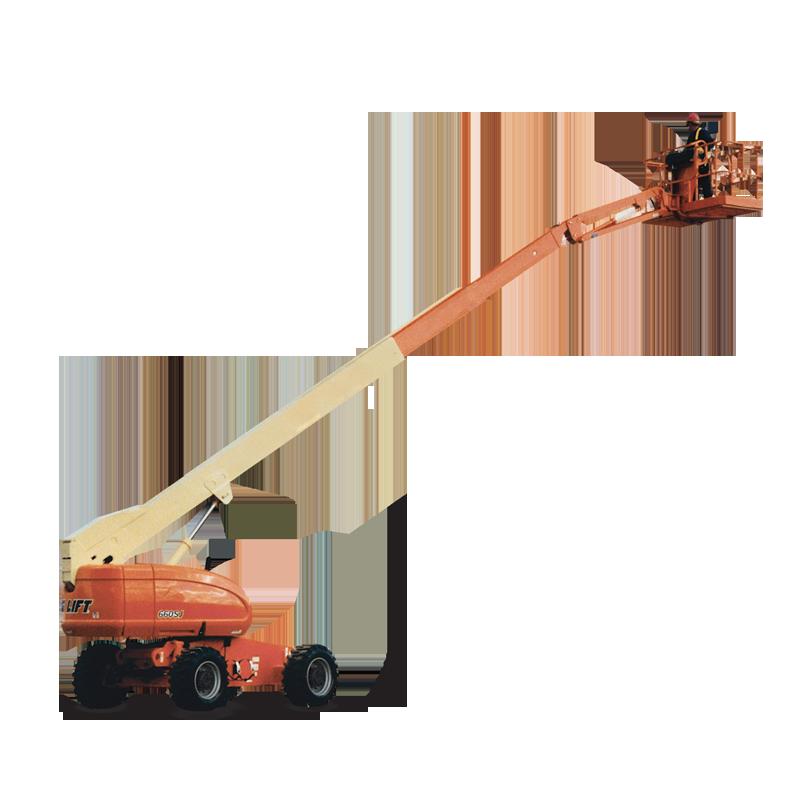 直臂式高空作業平臺