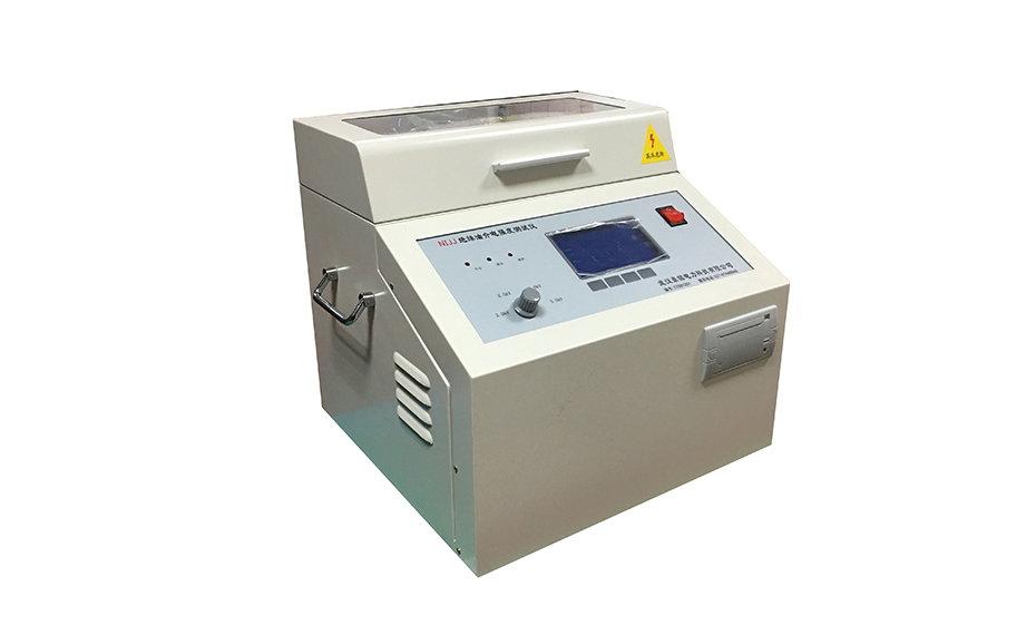 NIJJ 絕緣油介電強度測試儀