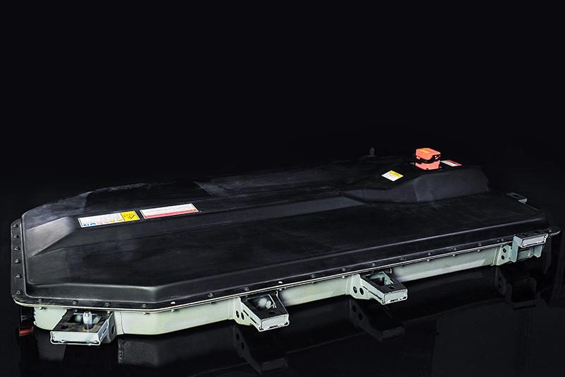 35KWh電池系統