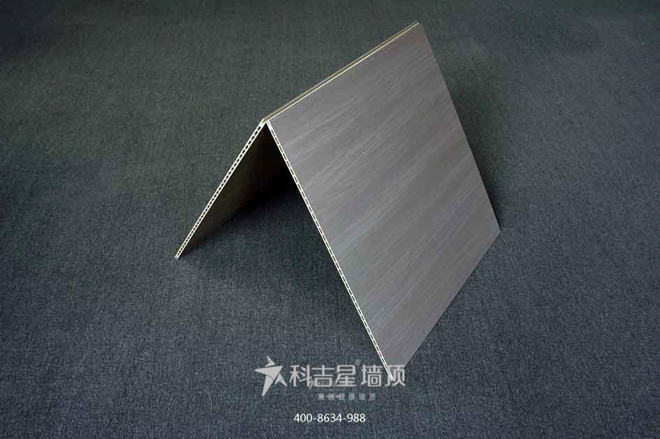 中科元木集成墻板610雙母槽精工板