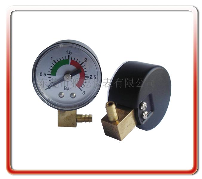 40MM徑向偏心氣壓表