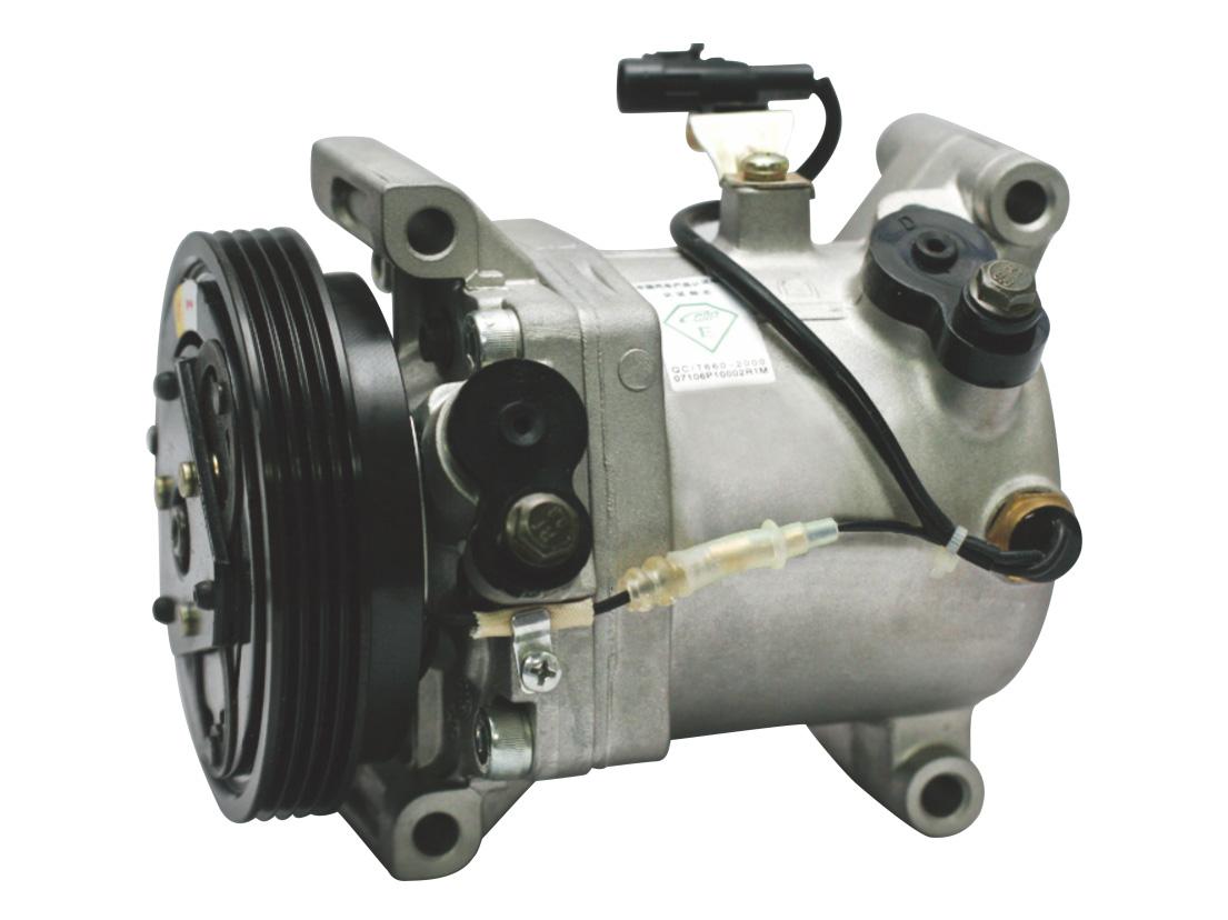 旋葉式鋁質壓縮機JSR83