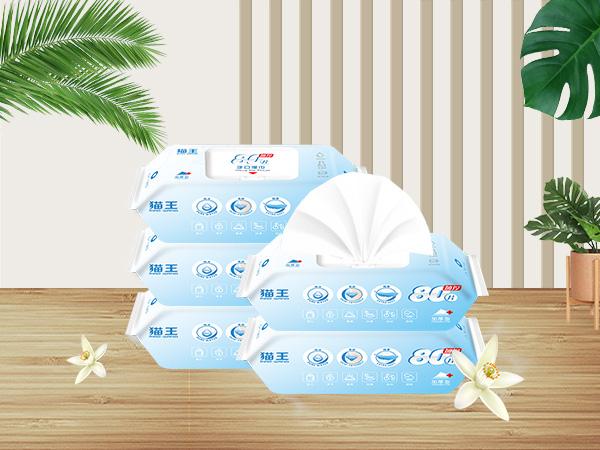 寶寶加濕型80片手口濕巾 (MSJ-01)