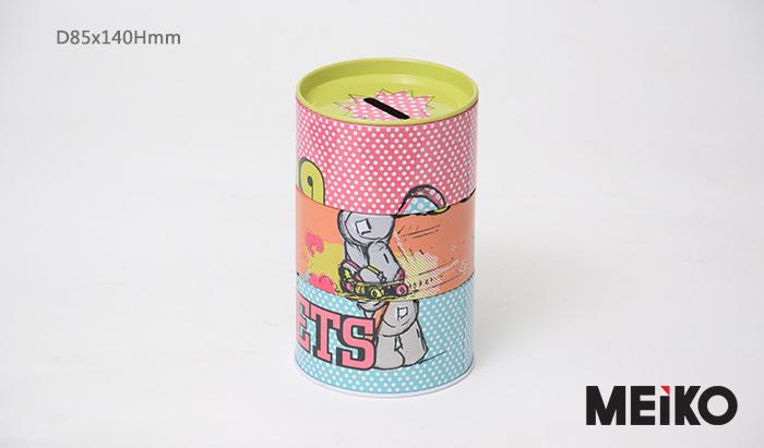 储钱罐 MK-3044 D85x140Hmm