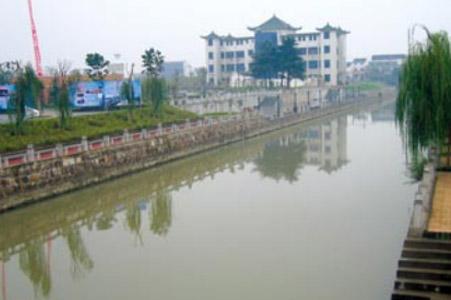 新夏港河拓浚工程