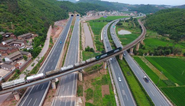 楚雄連汪壩至南華縣城一級公路土建工程5-8合同段