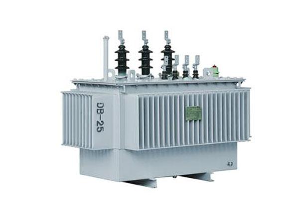 全密封非晶合金鐵心配電變壓器