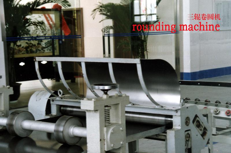 011 卷圓機 rounding machine--