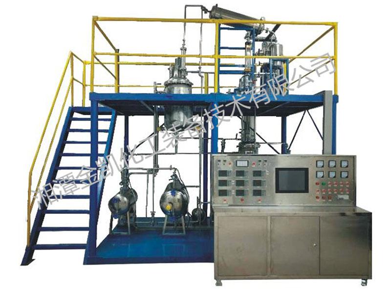 計算機過程控制間歇反應操作實訓裝置