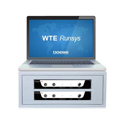 WTE Runsys正視圖