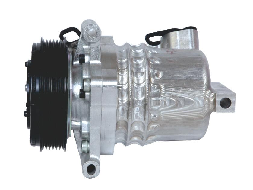 旋葉式鐵質壓縮機JSR140