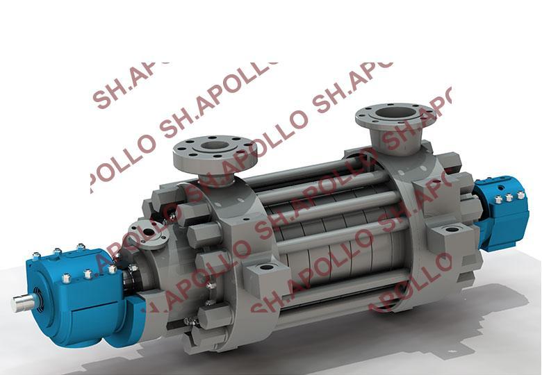 節段式多級泵AD系列