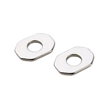 異型鍍鎳打孔釹鐵硼磁鐵