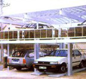PJS 系列簡易升降式停車設備