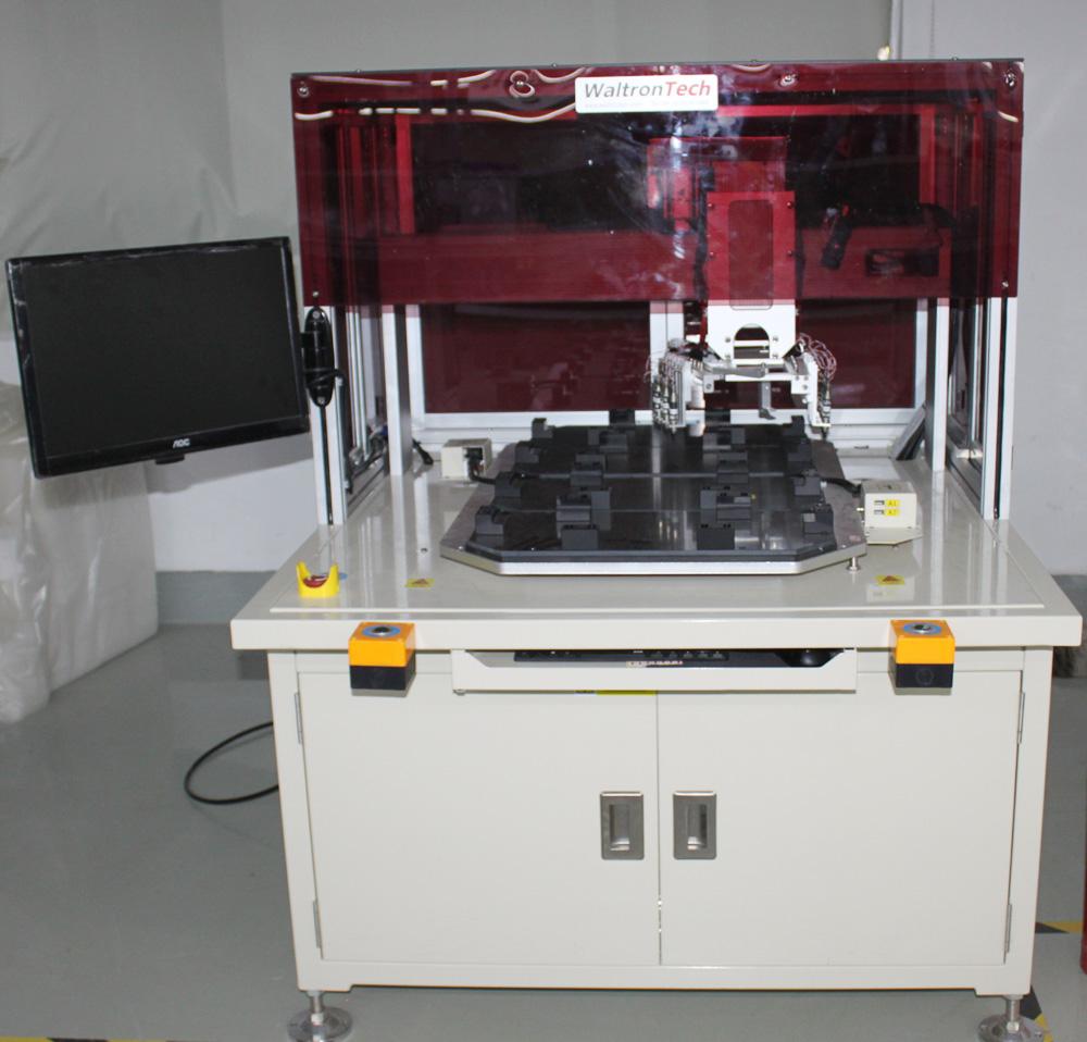 自动电性测试机