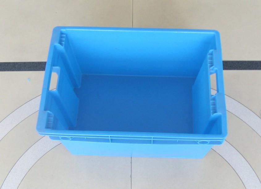 2#錯位箱藍色