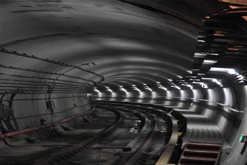 軌道交通2號線地鐵二十二標(黃鶴杯)