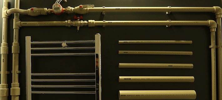PPR管水路安装,选用4分管还是6分管?