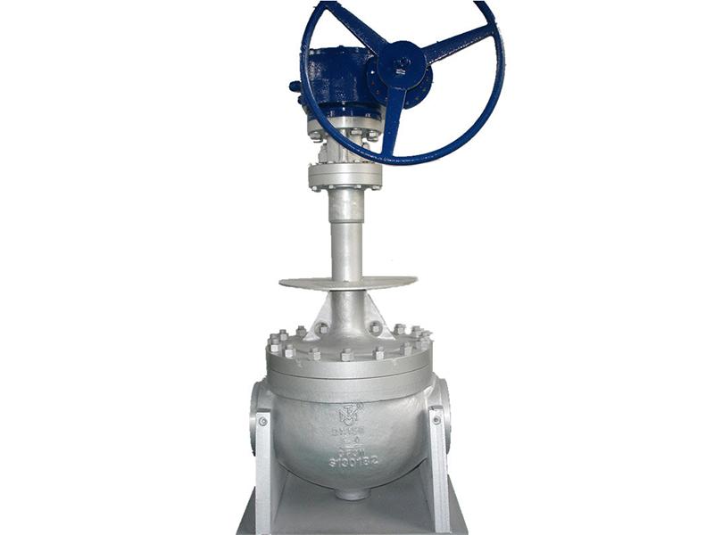 LNG接收站低溫球閥