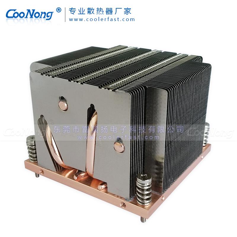 国产CPU散热器:Q52-10