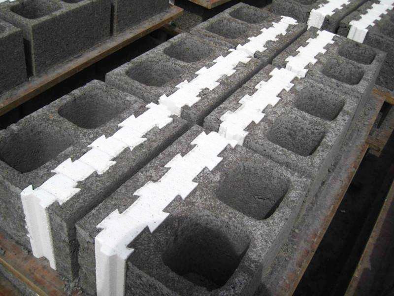 IMS混凝土自保溫砌塊