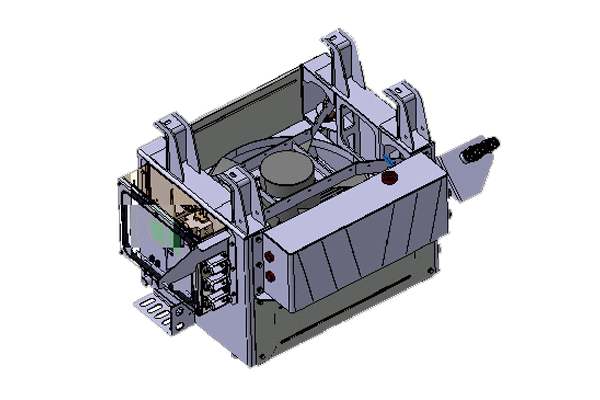 定制化产品—液体冷却系统