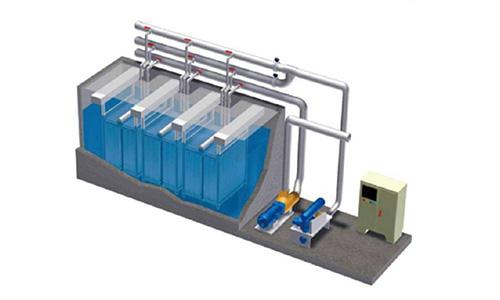 MBR膜工艺处理设备
