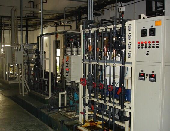 電子集成電路18兆歐超純水