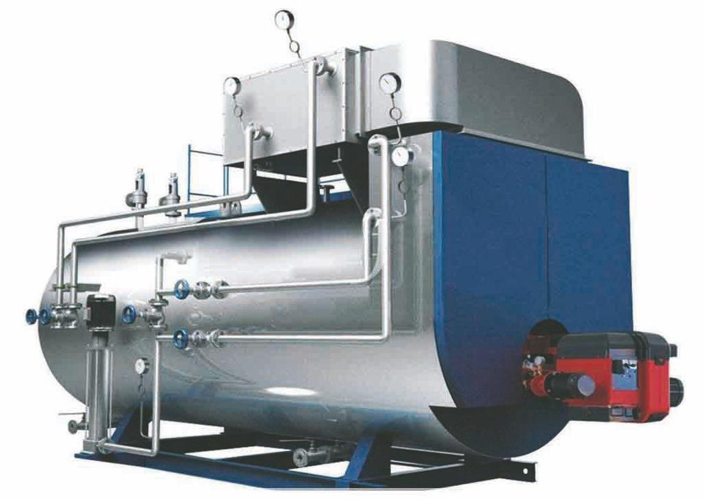 一體式冷凝蒸汽鍋爐