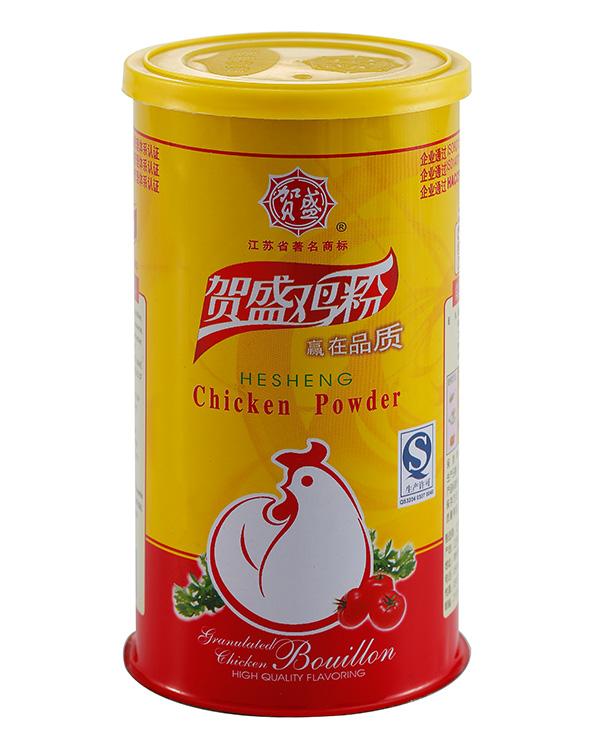 賀盛罐裝雞粉