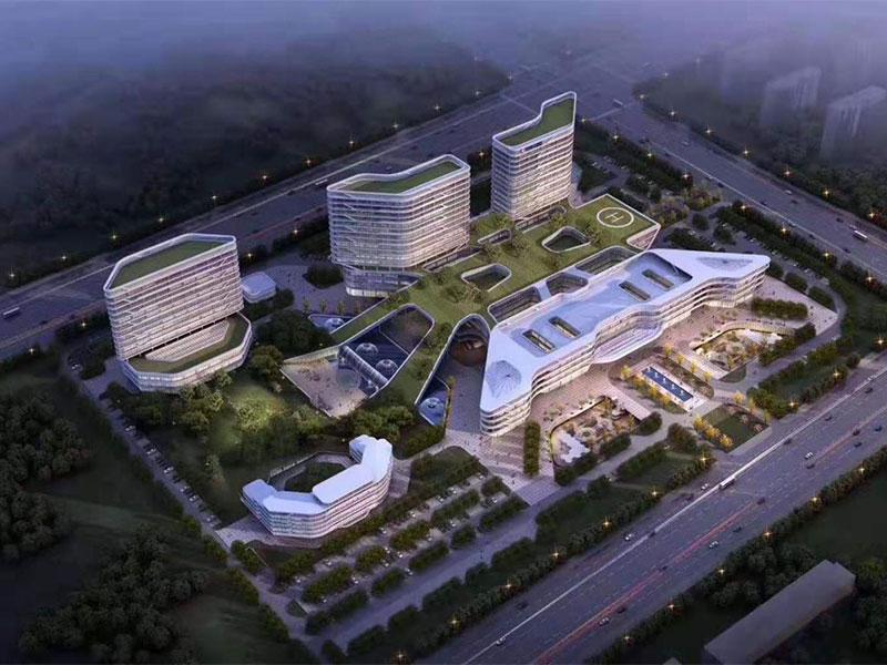 長沙縣人民醫院新建項目