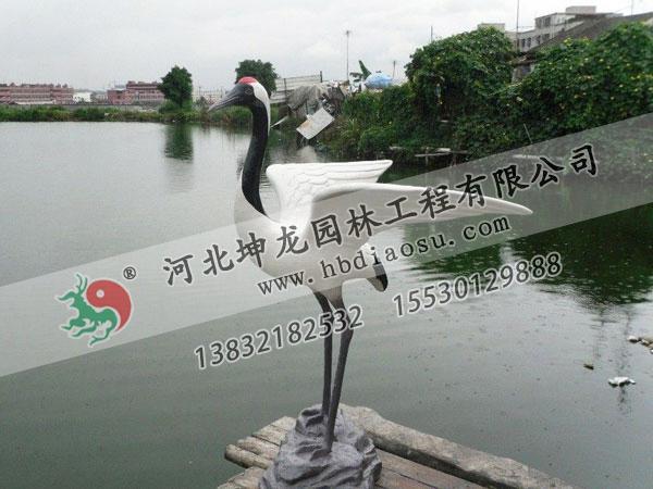 玻璃鋼動物雕塑029