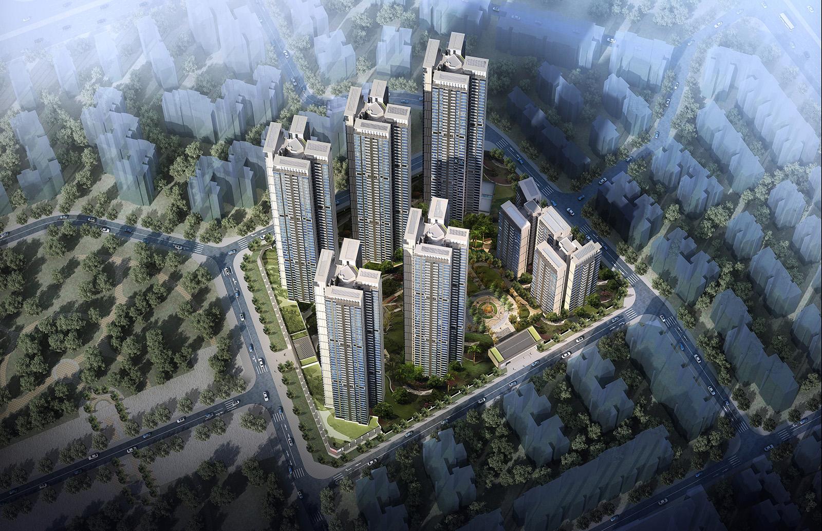 珠海翠微城市更新項目