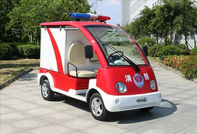 DVXF-1电动消防车