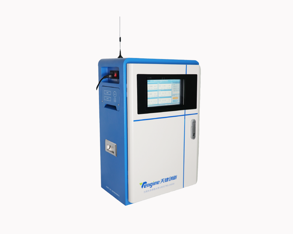 DPD 余氯总氯分析仪