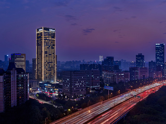 重慶兩江新區高科希爾頓酒店