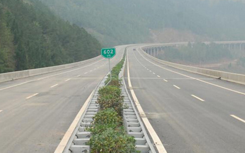 合巢蕪高速公路-路基工程