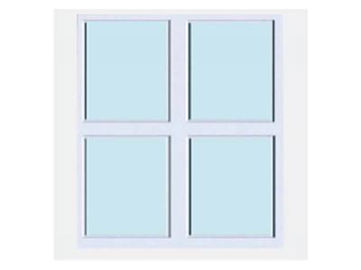 鋁合金固定窗