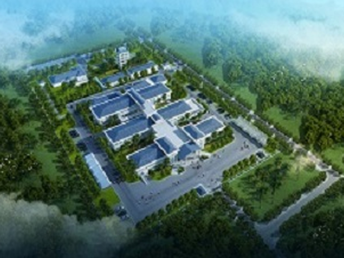 援津巴布韋醫院項目