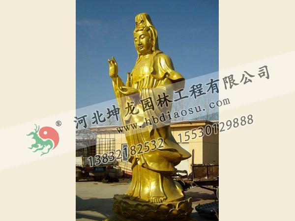 佛像銅雕015