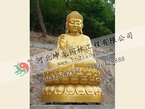 佛像銅雕011