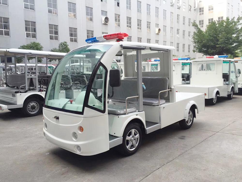 DN-14执法巡逻带斗车