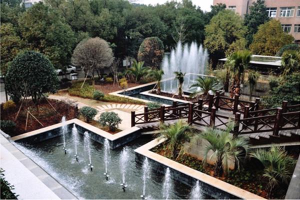 長沙市精神病醫院院區綠化建設及改造項目
