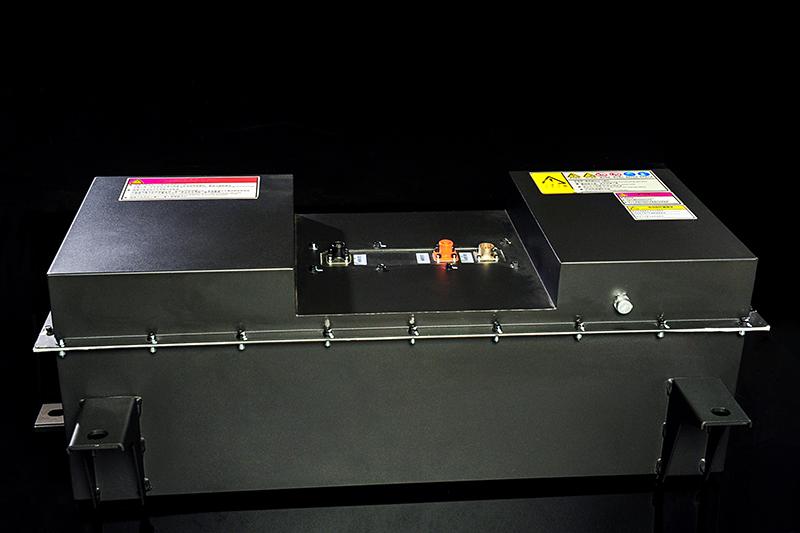 72V—低速車電池系統