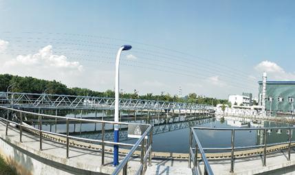 武漢漢南污水處理廠